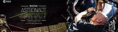 portada astronauta timelapse tierra mismo