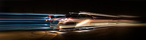 portada carros como pinceles de luz