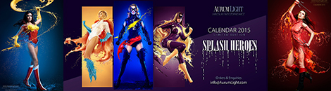 portada splash superheroinas