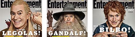 shoot disfrazado del hobbit portada