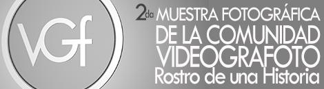 PORTADA 2DA MUESRTRA VIDEOGRAFOTO