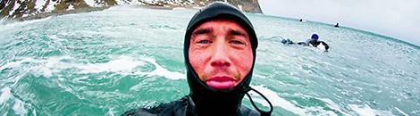 Chris Burkard portada surf fotografia agua helada