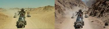 portada madmax comparativa de efectos visuales