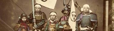 portada samurais a color