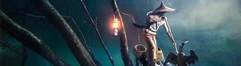 Portada Ben bajo el agua pescador