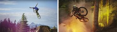 competicion Mountain Bike fotografos portada