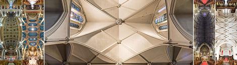 portada fachadas techos panoramas verticales iglesia