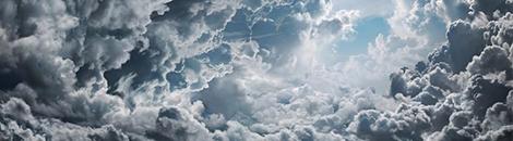 portada nubes arte