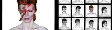 david Bowie Portada mirada a la direccion creativa del fotografo