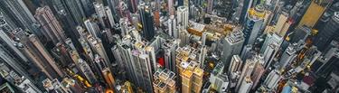 portada rascacielos de hong kong